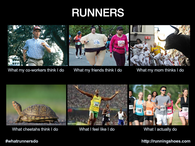 Road Runners Do The Temptation